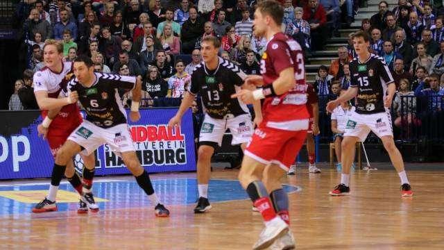 Hsv Hamburg Will Top Favoriten In Essen Argern Hl Sports