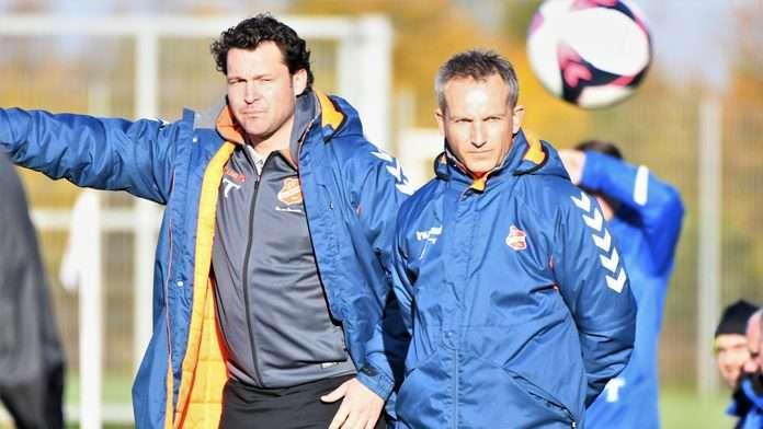 SVE-Coach Denny Skwierczynski